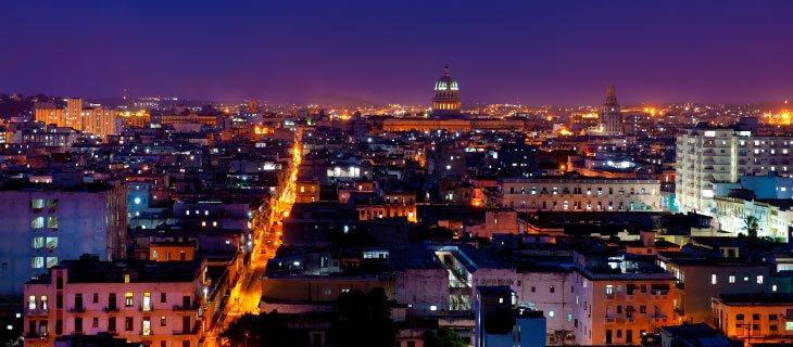 Travel to Havana in Autumn
