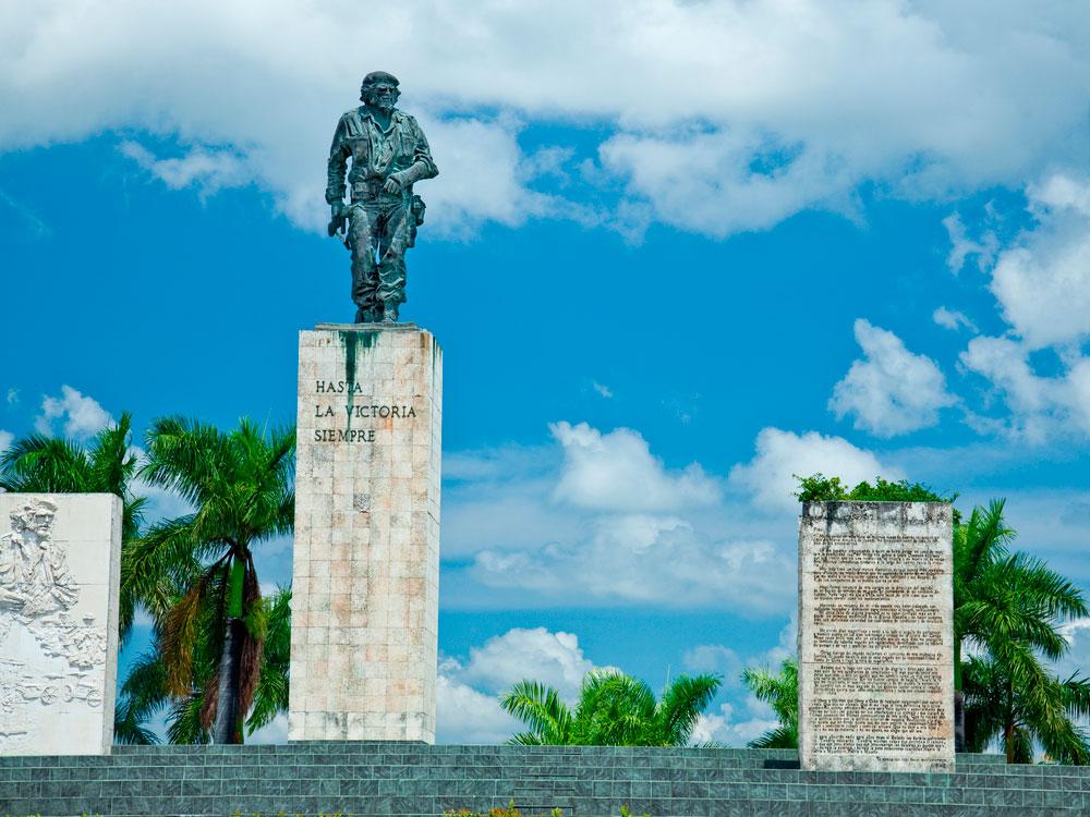 Che Guevara Monument Santa Clara