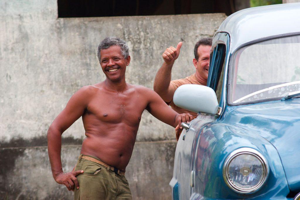 Cuba Farmers Baracoa