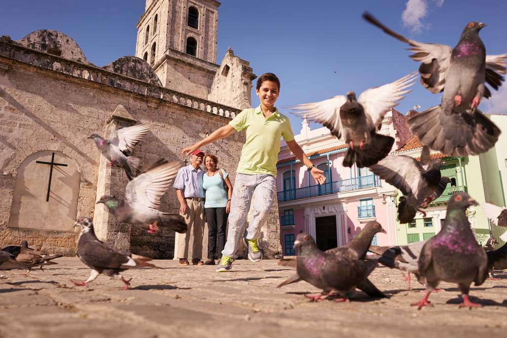 travel cuba with kids
