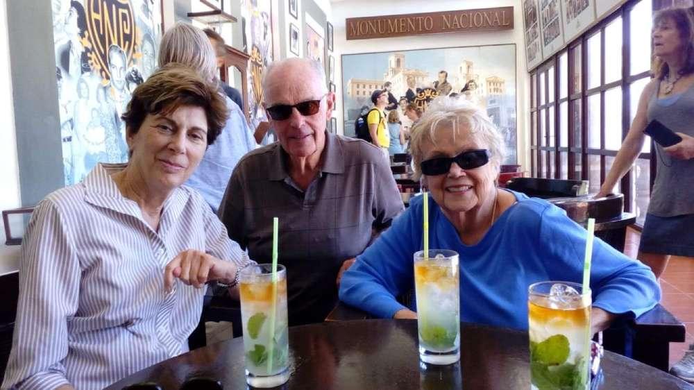 senior trips to cuba