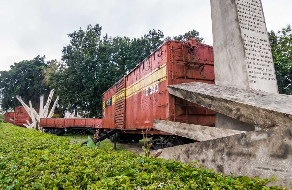 tren blindado - wagon museum
