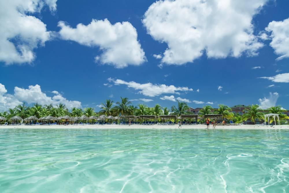 Caribbean Sea Cuba Beach