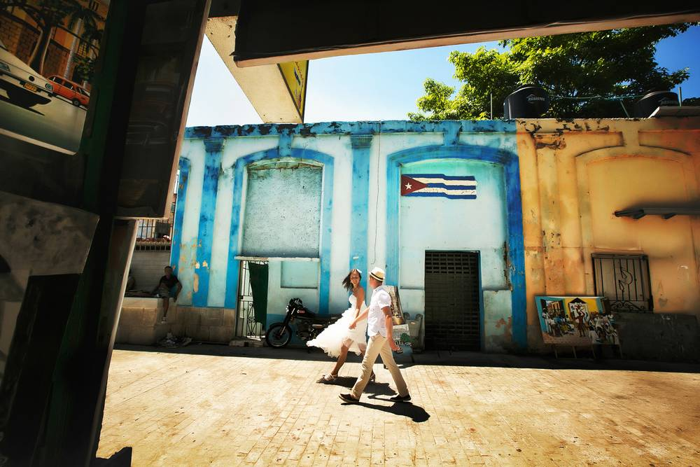 Cuba for couples