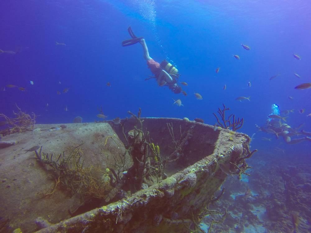 Where dive in Cuba