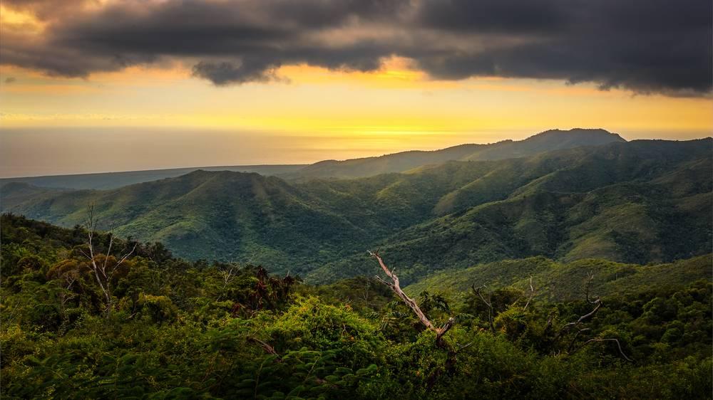 Landscape Cuba