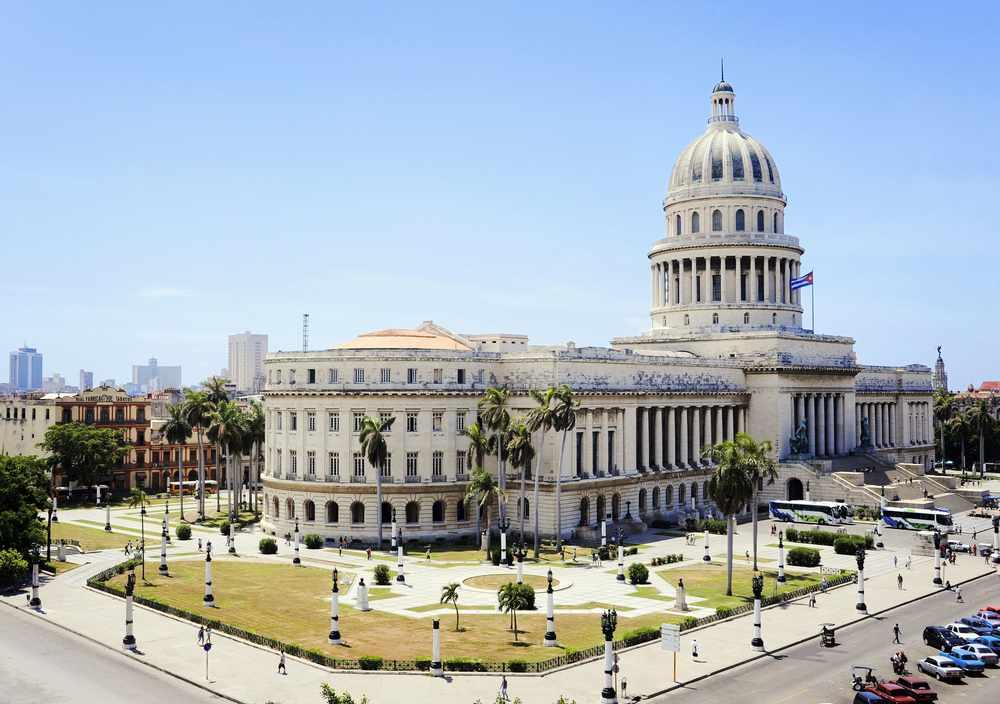 Capitol of havana